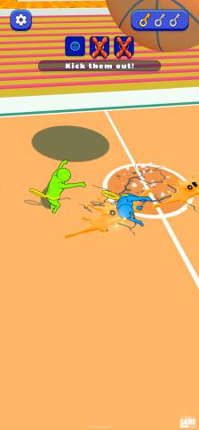 monsters gang - basketball ground
