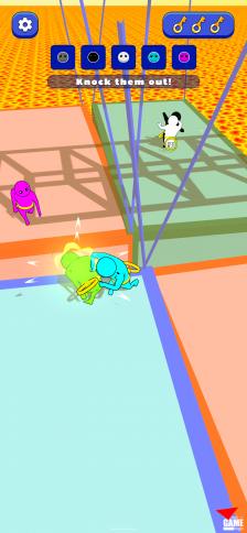 monsters gang - crane