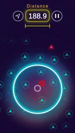 Jumper screenshot - a casual iOS game